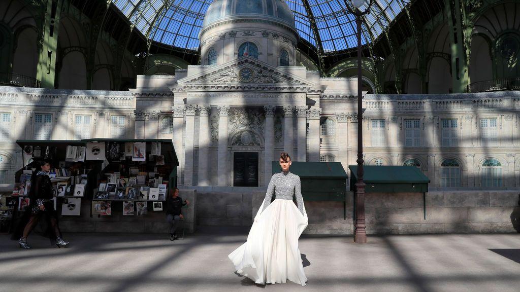 Chanel exhibe su próxima coelcción