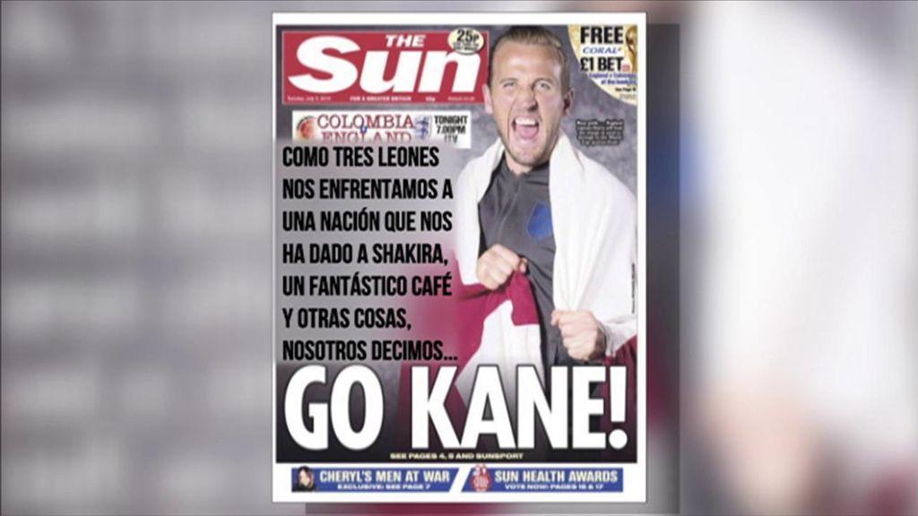 El juego de palabras de The Sun con la 'cocaína' que indigna a toda Colombia