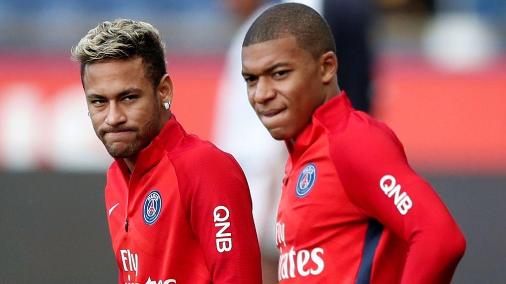 La UEFA reabre el caso PSG por dopaje financiero en los fichajes de Neymar y Mbappé