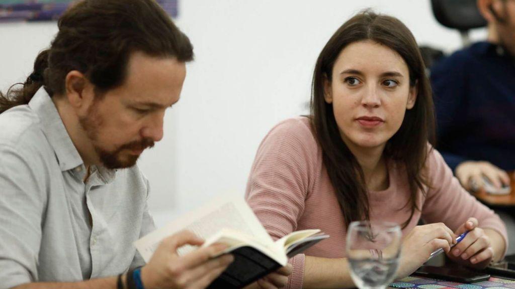 """Pablo Iglesias sobre el nacimiento de sus mellizos:  """"Esperamos que salgan adelante"""""""