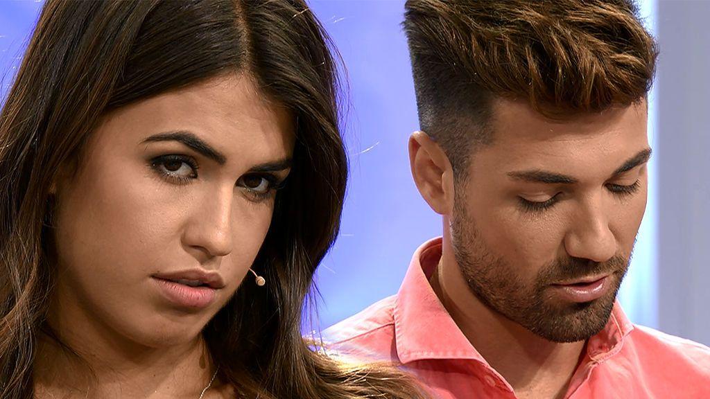 Sofía y Albalá rompen 'definitivamente' en 'Mujeres y hombres'