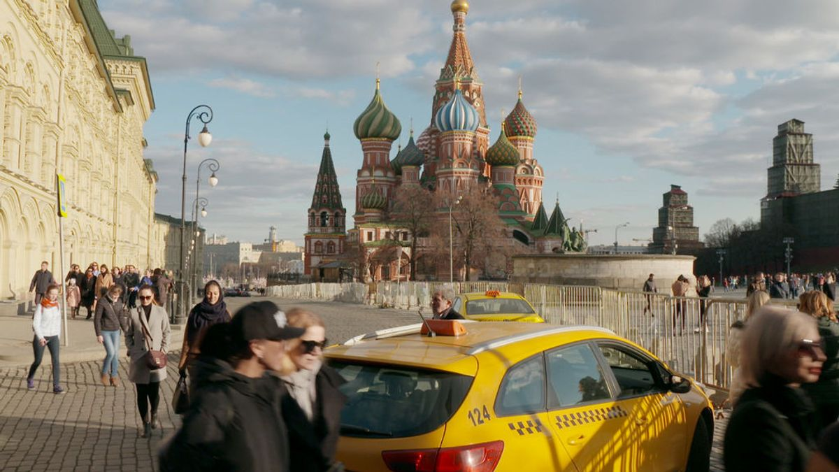 'Viajeros Cuatro' se adentra en el corazón del Mundial de Fútbol de Rusia