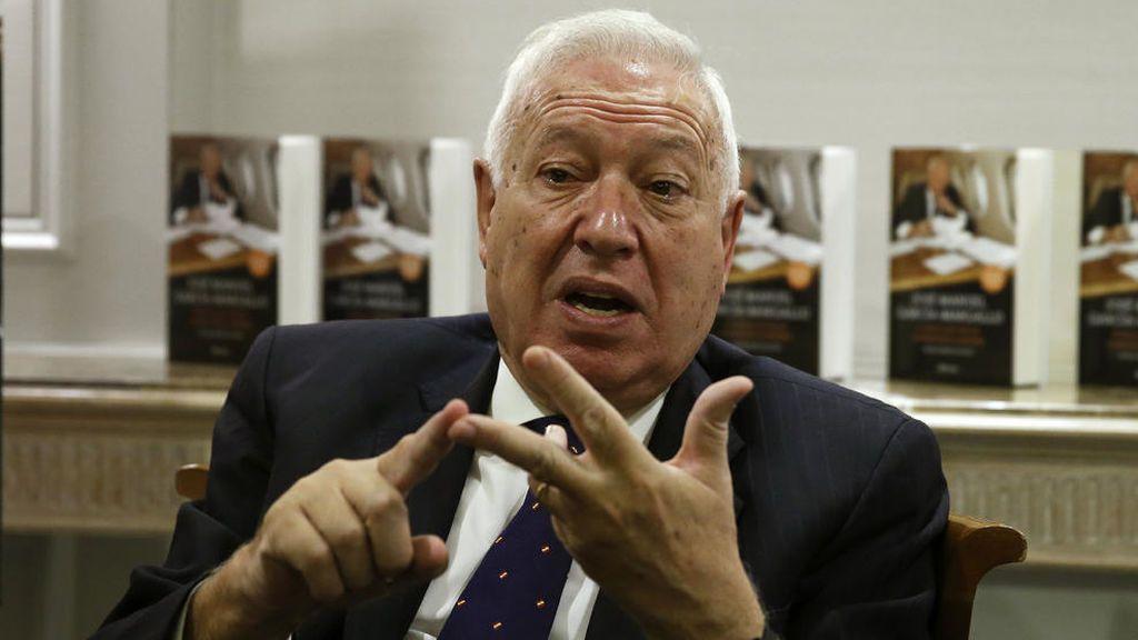 """Margallo señala a Santamaría, Cospedal y Casado como """"las dos viudas y el hijo adoptivo"""" que matarán a PP"""