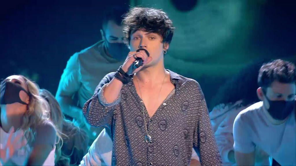 Samuel, Pol Granch, Elena Farga y W CAPS se disputan el 'Factor X'