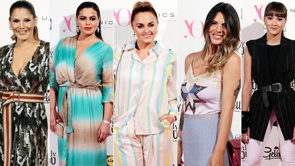 Aitana, Laura Matamoros, Marisa Jara... Vips en la fiesta de arranque de la Fashion Week Madrid