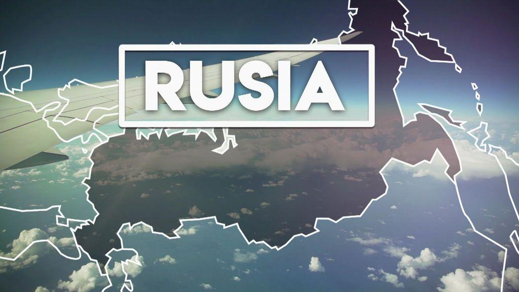 Guía de Rusia: De Moscú a San Petersburgo