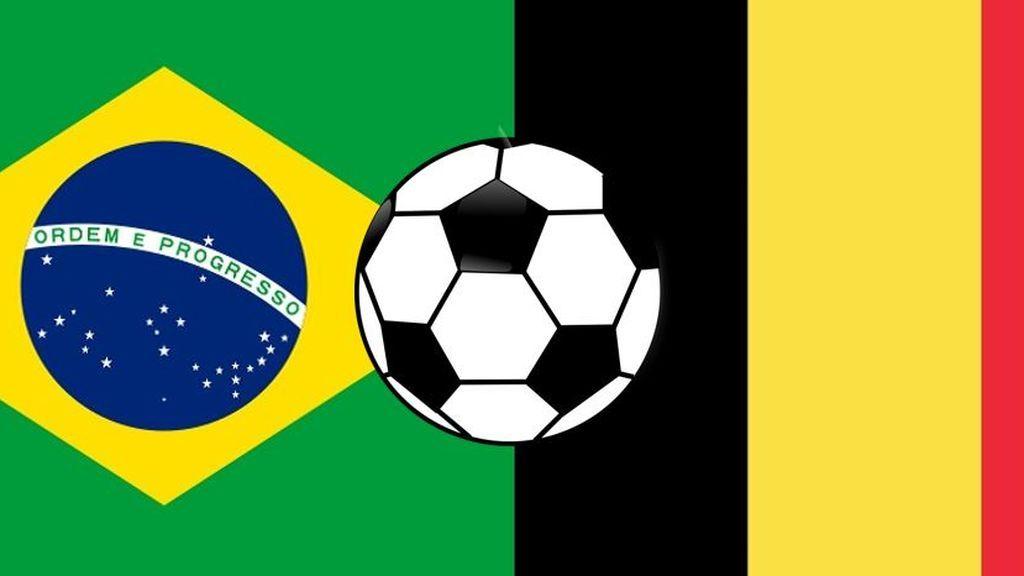 La Porra Deportes Cuatro y las apuestas del Mundial siguen con el partidazo de cuartos de final Brasil-Bélgica