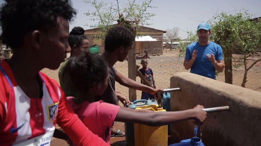 El agua es uno de los bienes más preciados y escasos de Etiopía