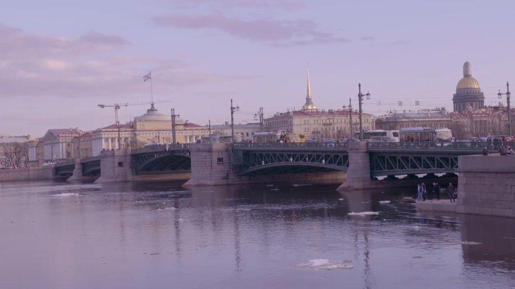 San Petersburgo, una ciudad llena de historia de los zares rusos