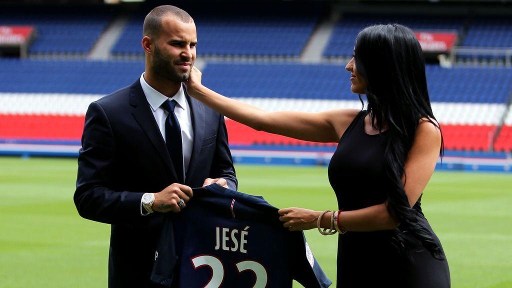 La nueva vida de Jesé en plena 'batalla pública' con Aurah: vuelve a vivir a París