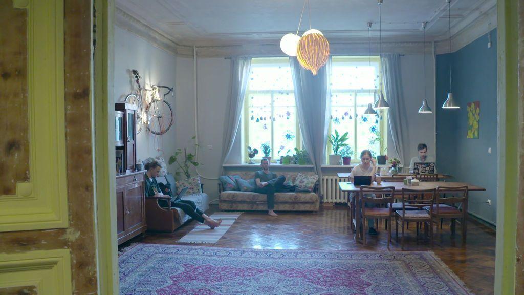 Los hostel: La opción de moda para alojarse en San Petersburgo