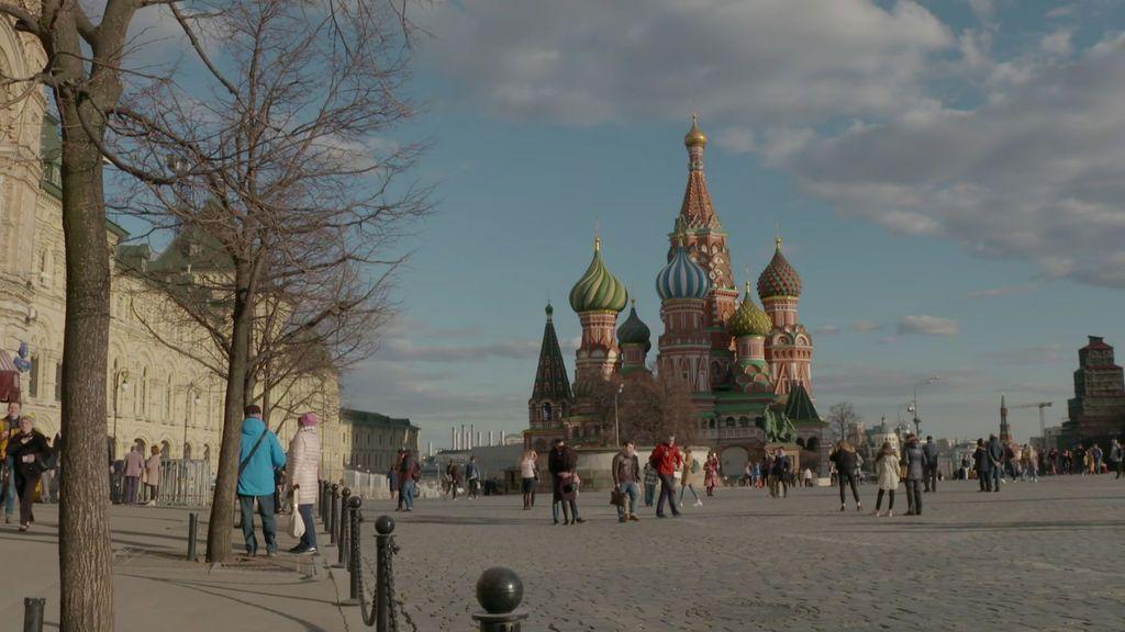 La Plaza Roja, el gran icono de Moscú