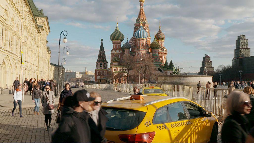 Viajeros Cuatro: Rusia (04/07/18), completo en HD