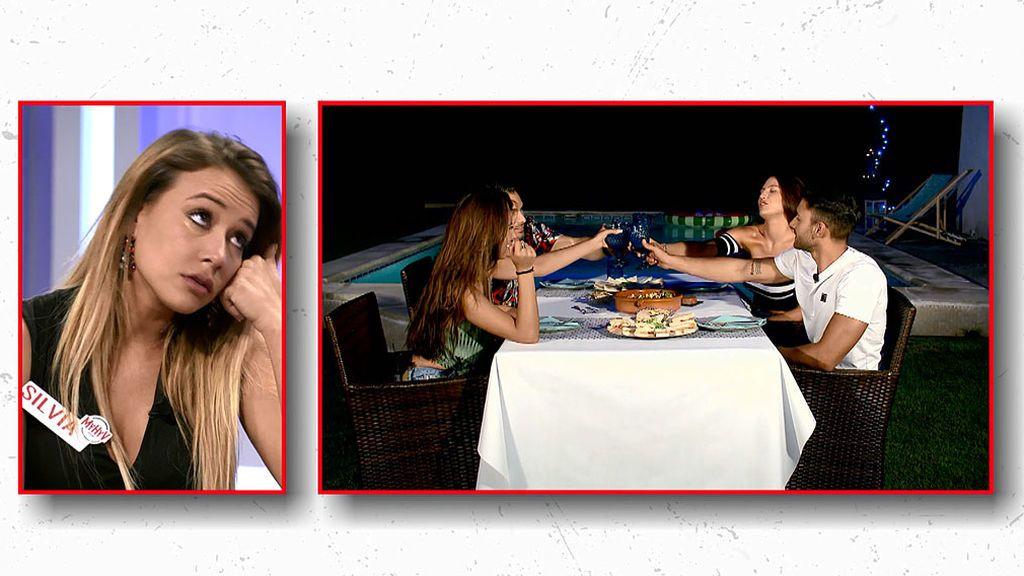 La cena romántica de Jaime con Jenni y Eleazar con Cris