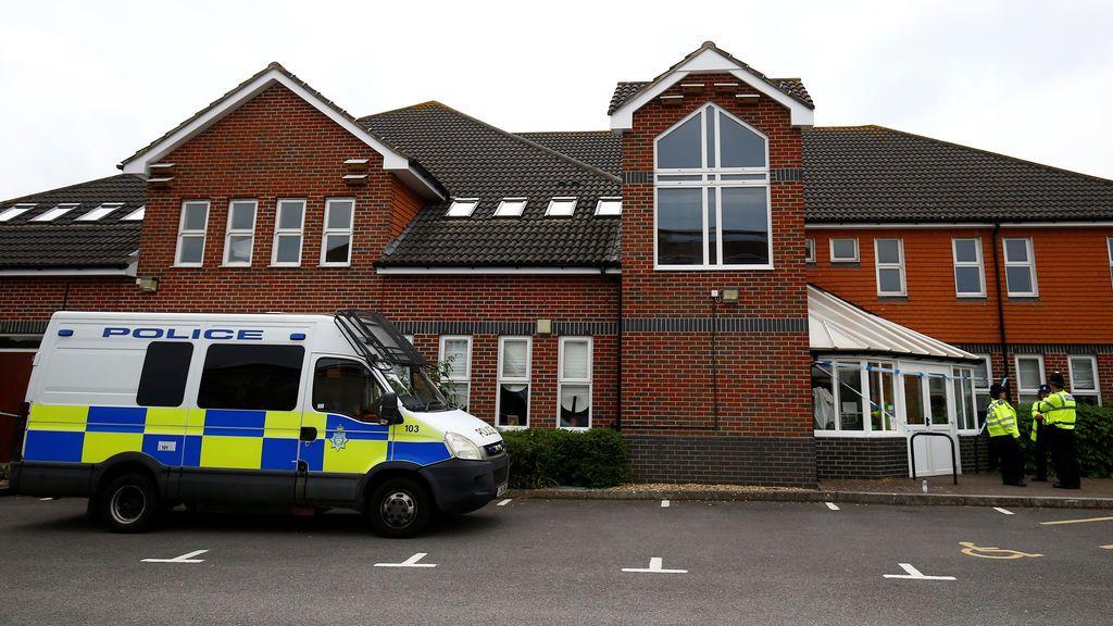 Los heridos en Amesbury estuvieron expuestos al agente nervioso 'Novichok'