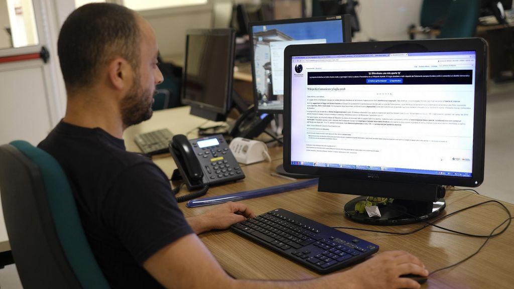La Eurocámara tumba la normativa sobre derechos de autor criticada por Wikipedia