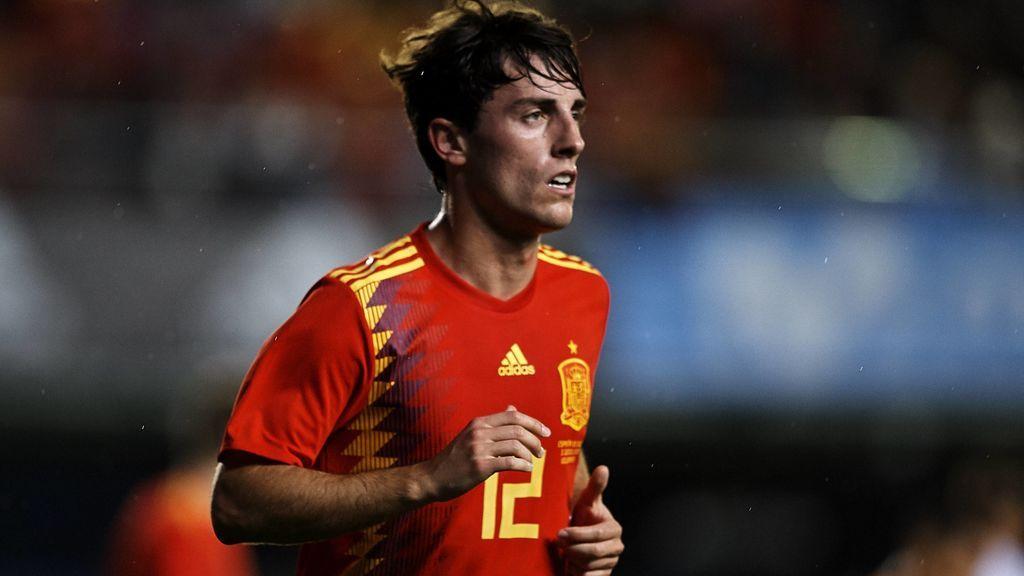 El Real Madrid anuncia el fichaje de Odriozola para las próximas seis temporadas