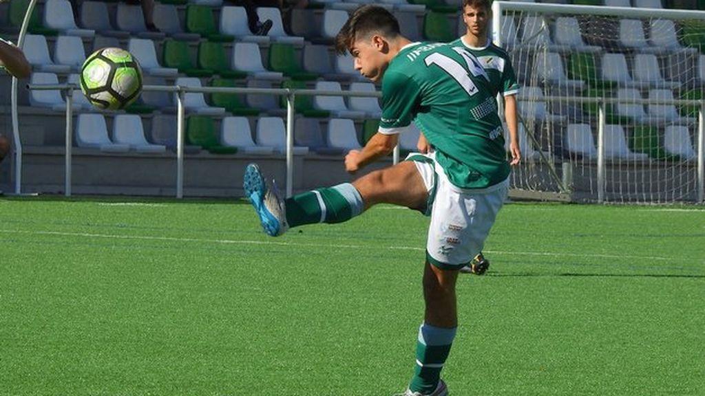 El mundo del fútbol manda sus condolencias a la familia de Fabio Soto, futbolista de 17 años del Coruxo fallecido al caer por un acantilado
