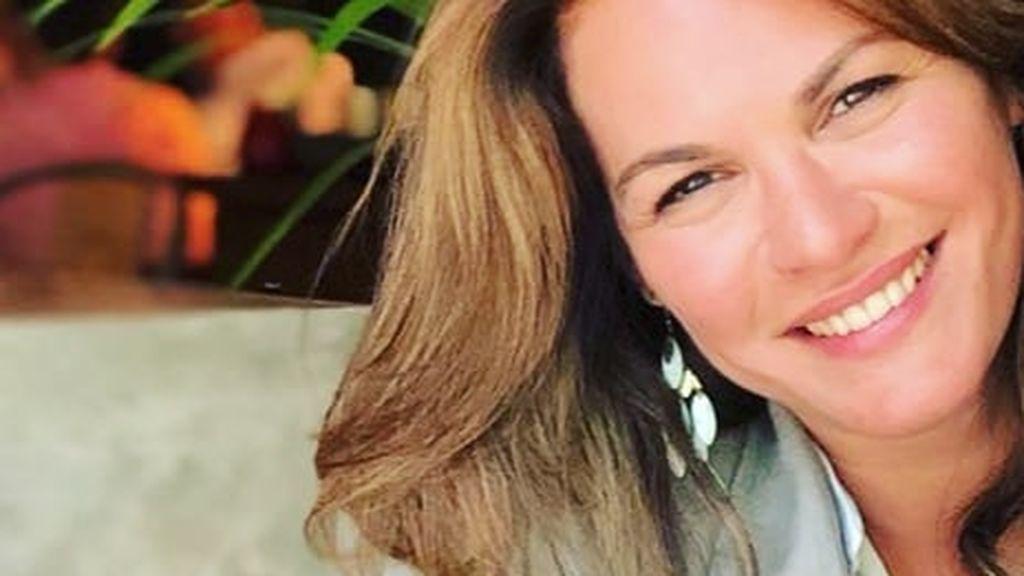 """El posado sin filtros de Fabiola Martínez: """"Al natural, con estos pelos y a lo loco"""""""