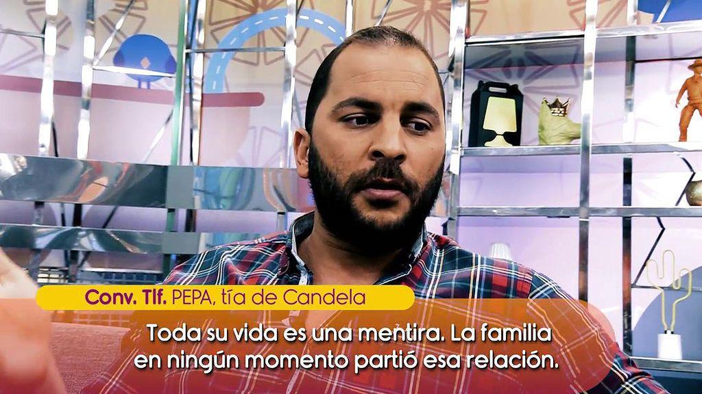 """Un familiar de la novia de Antonio Tejado se posiciona en su contra: """"Toda su vida es una mentira"""""""