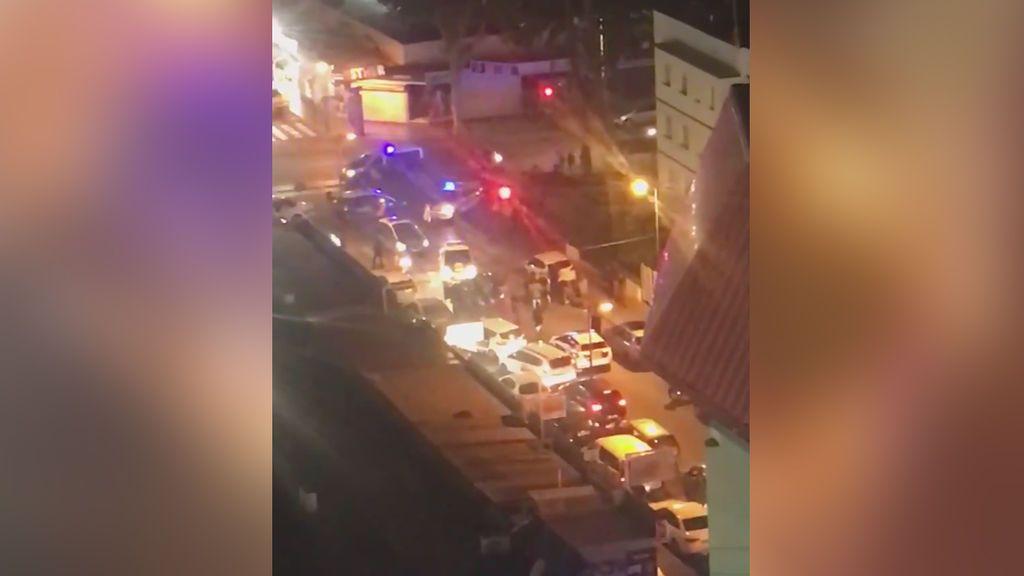 """""""Primera noche en Benidorm y presencio un tiroteo. Vaya inicio para unas vacaciones"""""""