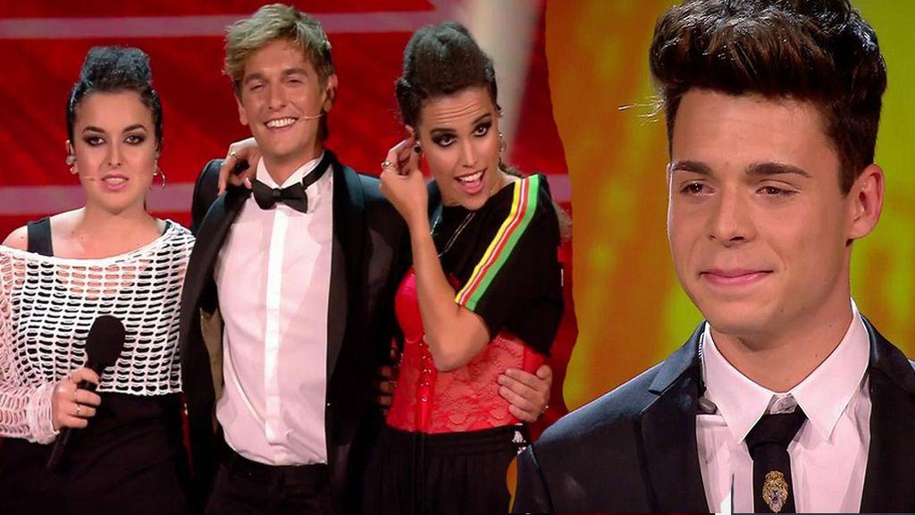 W Caps y Samuel se quedan a las puertas del duelo final de 'Factor X'