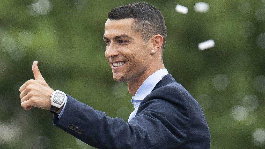 Se filtra la posible nueva camiseta de Cristiano con la Juventus