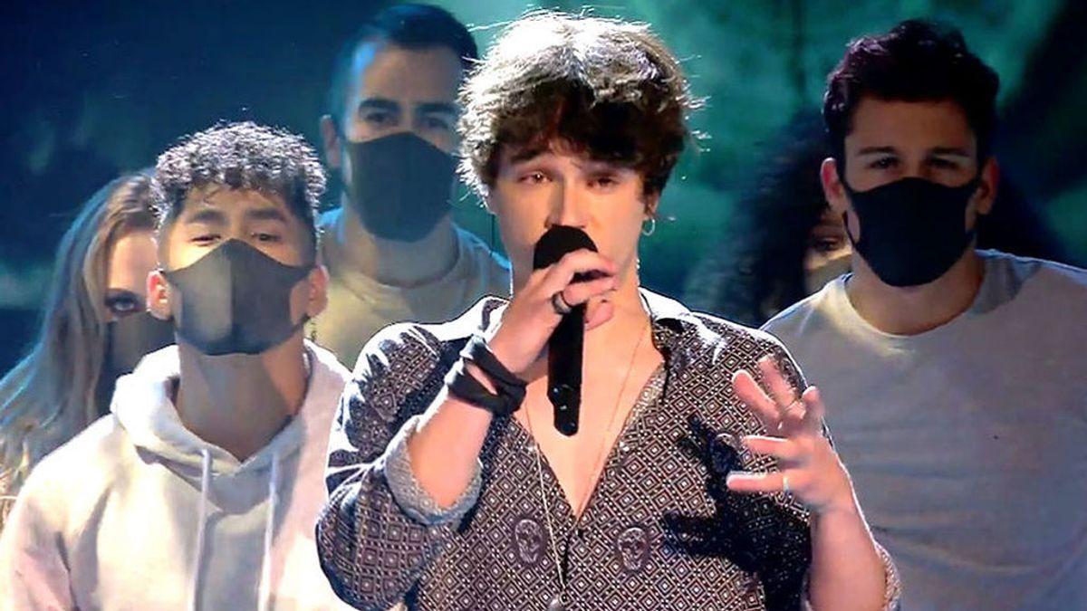 Las mejores actuaciones de Pol Granch en 'Factor X'