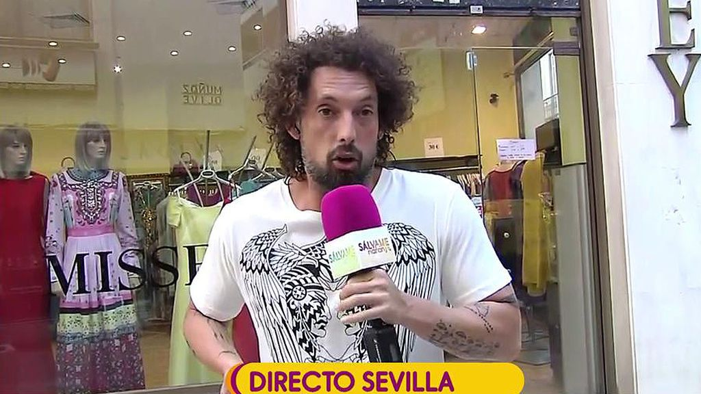 """Comerciantes niegan que la calle donde está la tienda de Raquel Bollo es mala: """"El negocio hay que atenderlo"""""""