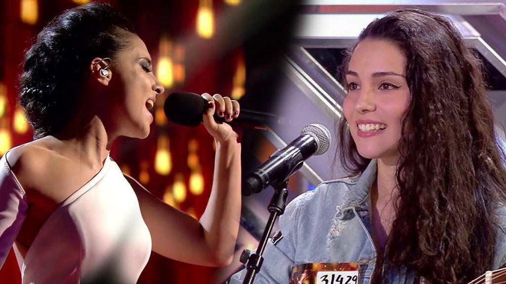 De las audiciones a la gran final: Las mejores actuaciones de Elena Farga en 'Factor X'