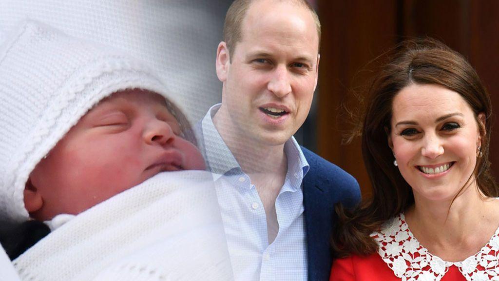 Los detalles sobre cómo será el bautizo del tercer hijo de los Duques de Cambridge