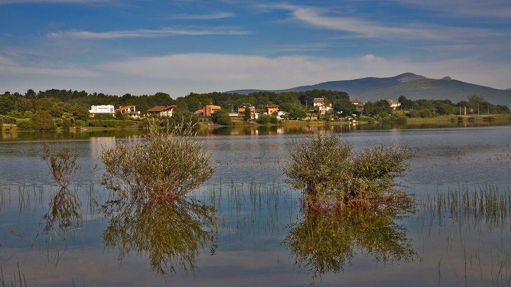Imanol Aragón en Legutio, Álava