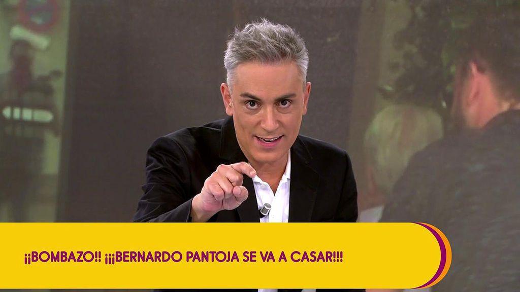 Bernardo, el padre de Anabel Pantoja, se casa, según Kiko Hernández