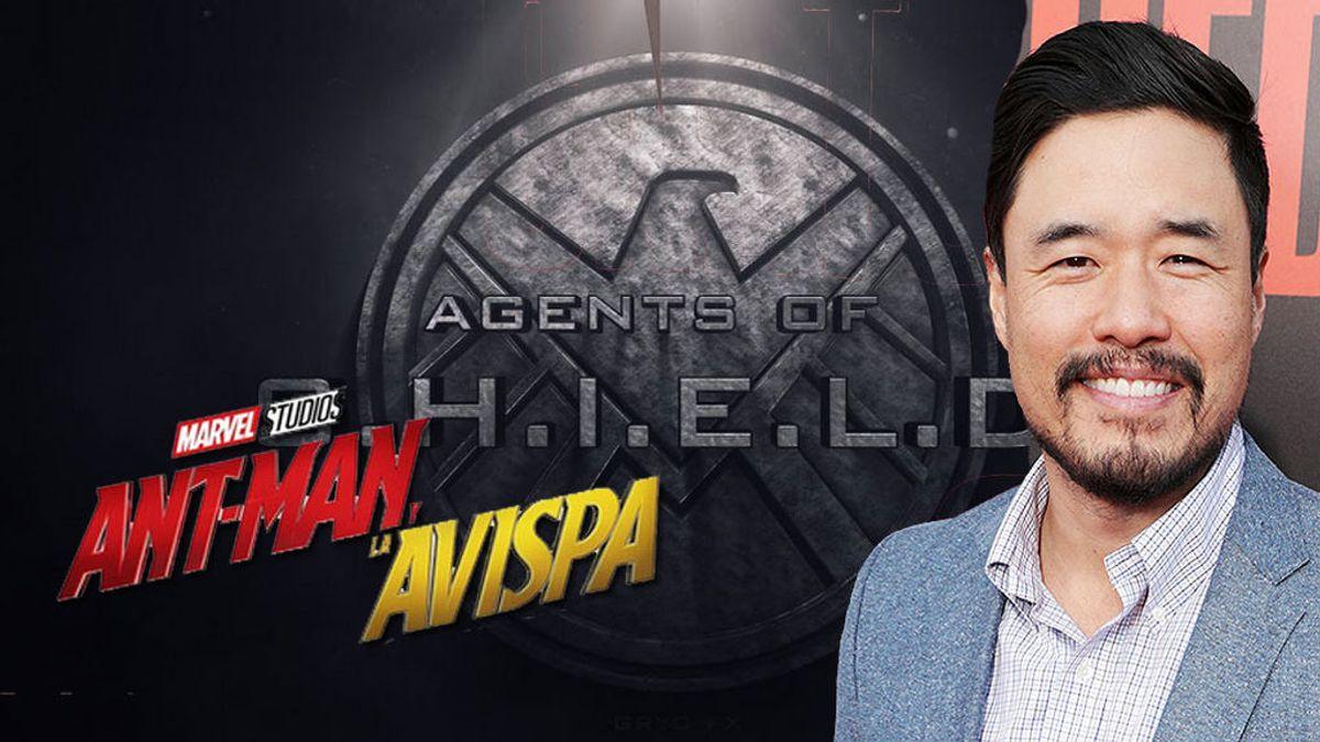 Jimmy Woo, un  agente de S.H.I.E.L.D. en 'Ant-man y la Avispa