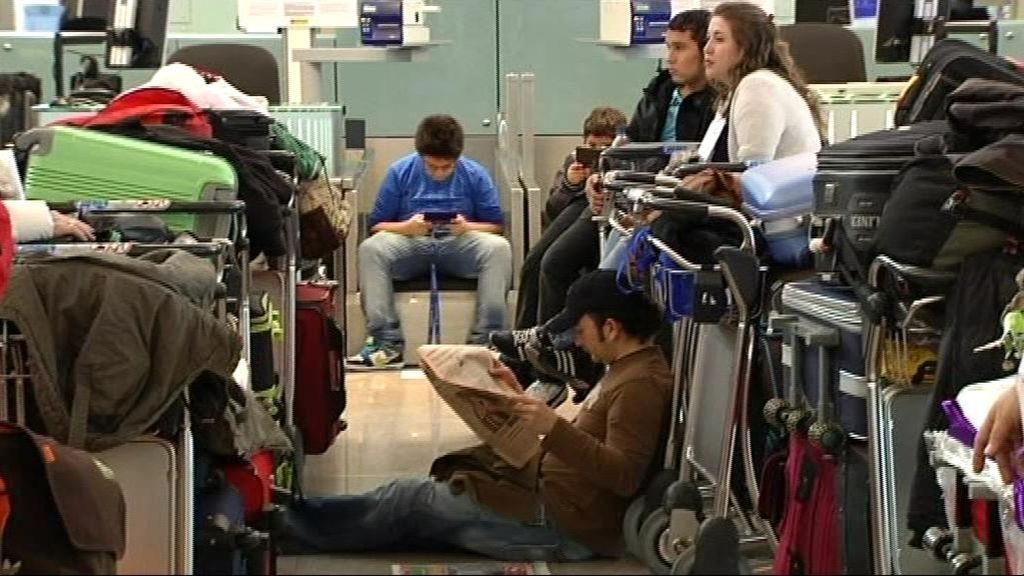 Huelgas por vacaciones: Aerolíneas, transporte público y distribuidores preparan paros