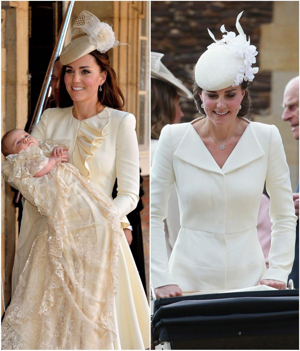 Kate looks