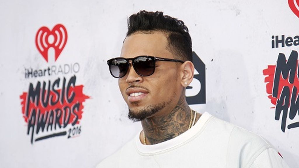 En Florida, arrestan a Chris Brown