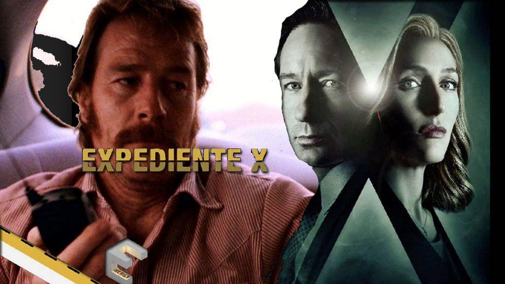El día que Bryan Cranston (Walter White en 'Breaking Bad') participó en 'Expediente X'