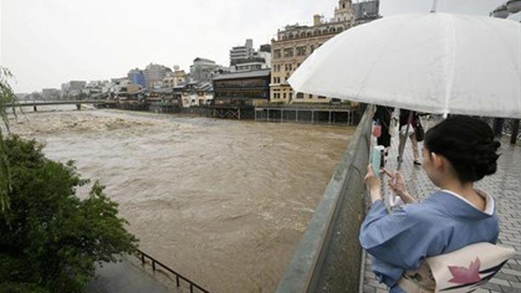 Ocho muertos y 46 desaparecidos en Japón por las lluvias torrenciales