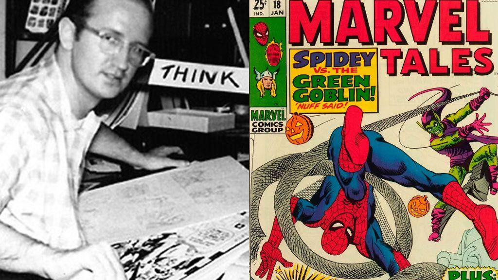 Muere Steve Ditko, cocreador de Spider-Man