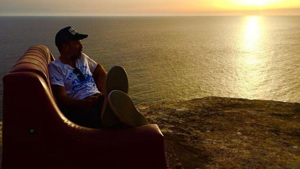 Pau Donés muestra en sus redes sociales su día a día contra el cáncer