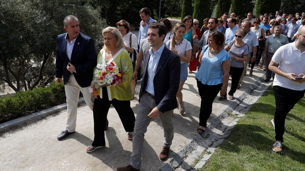 Pablo Casado descarta unir fuerzas con Santamaría