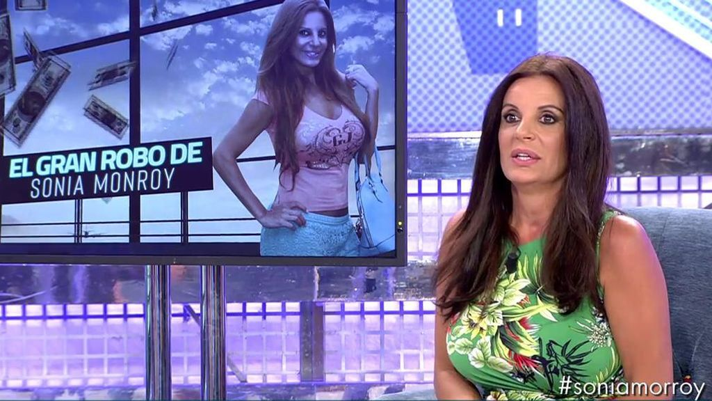 """A los colaboradores del 'Deluxe' no """"les cuadra"""" el robo de Sonia Monroy y se lo toman a cachondeo"""