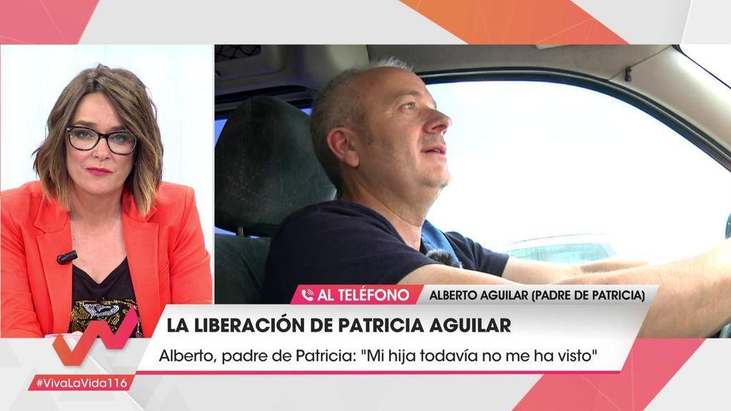"""Alberto, padre de Patricia, rescatada en Perú: """"Haré lo imposible por mi hija y por su bebé"""""""