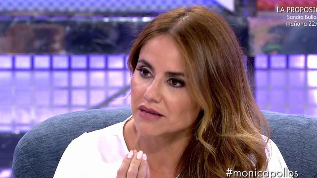 """Mónica Hoyos estalla contra Carlos Lozano: """"Jamás le he prohibido ver a nuestra hija"""""""