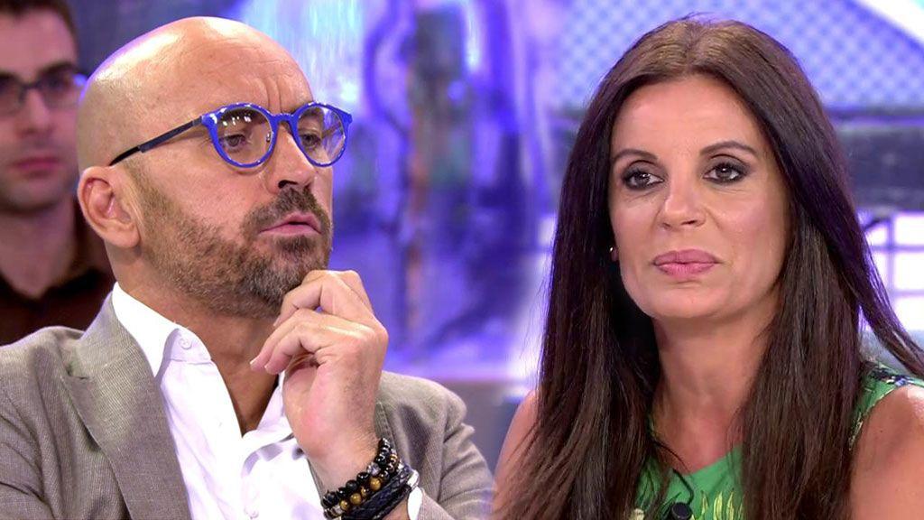 """Diego Arrabal, muy escéptico con el robo a Sonia Monroy: """"¿Sabes que es delito poner una denuncia falsa?"""""""