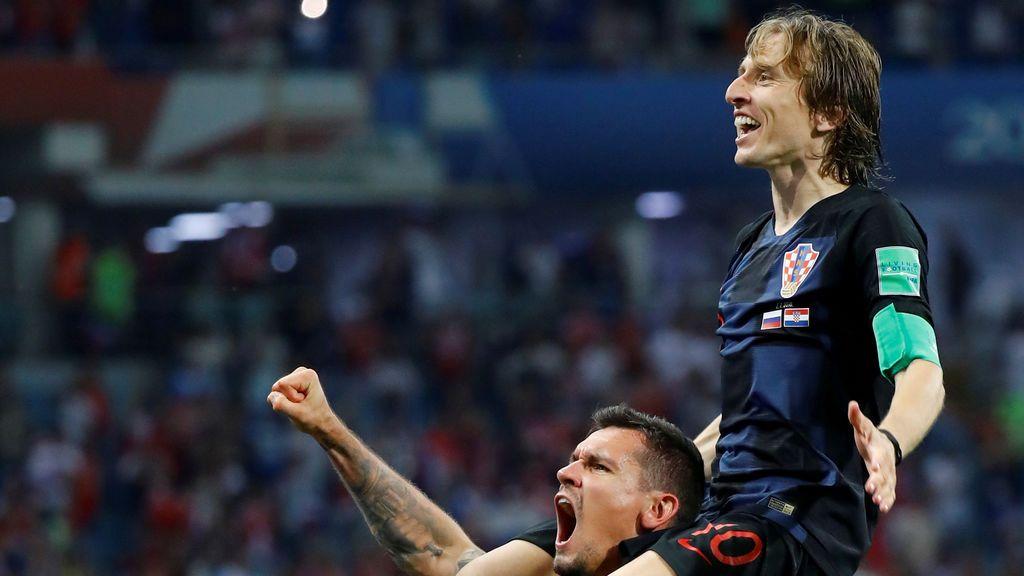 """Luka Modric: """"No pienso en el Balón de Oro, lo más importante es la selección"""""""