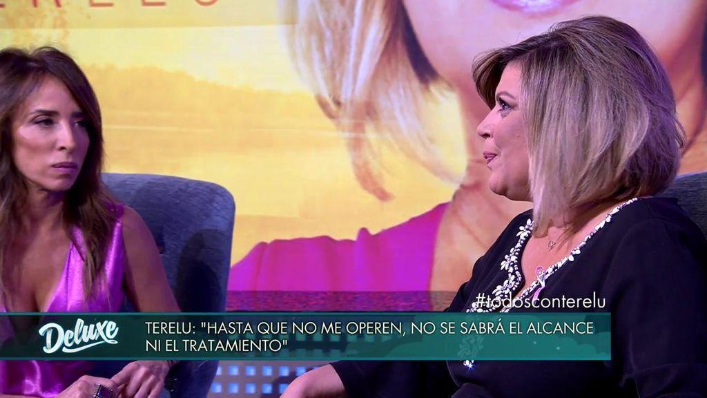 """Terelu y la polémica de Telemadrid: """"Ha sido demencial, lo más doloroso de mi vida"""""""