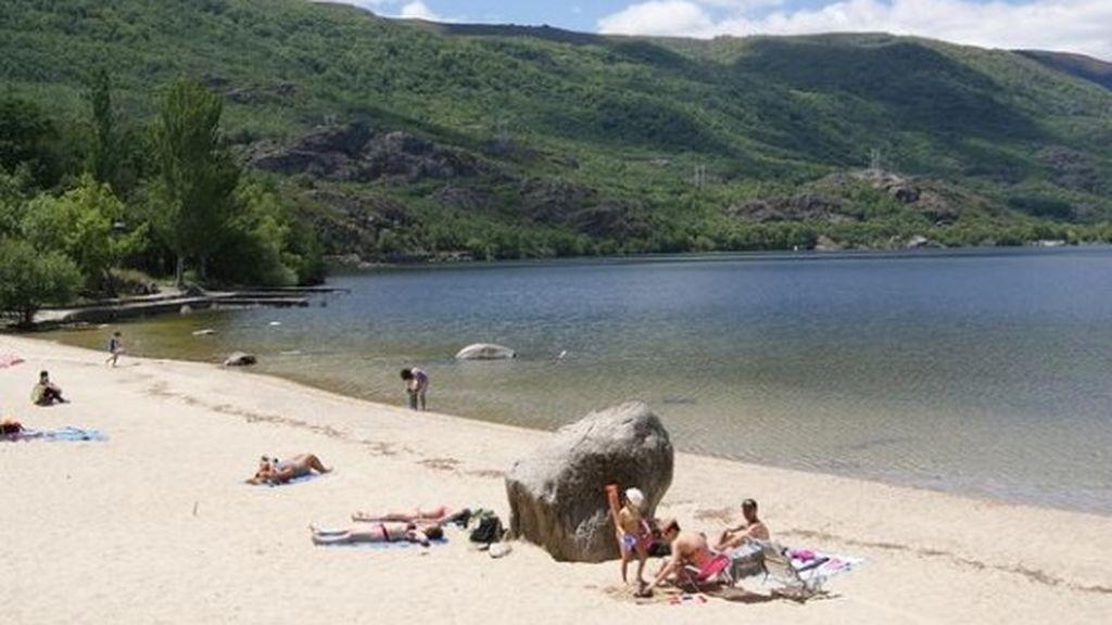 Atendido un menor de 6 años con síntomas de ahogamiento en el lago de Sanabria