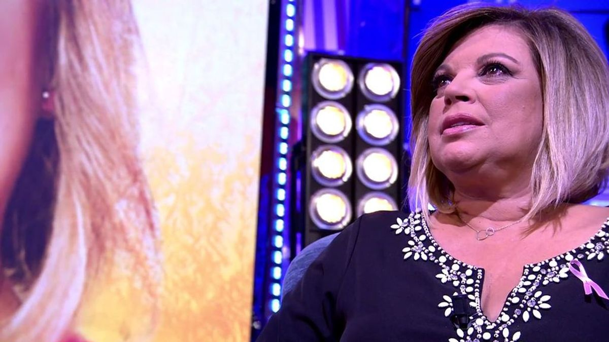 Terelu Campos reaparece tras su recaída con el cáncer y se derrumba en su entrevista más desgarradora